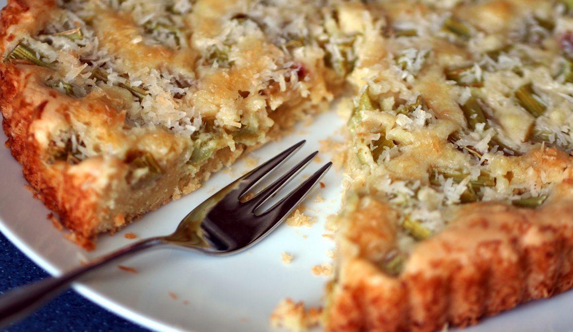 Backen Rezept Dinkel Teig Obst Garten Quiche Tarte