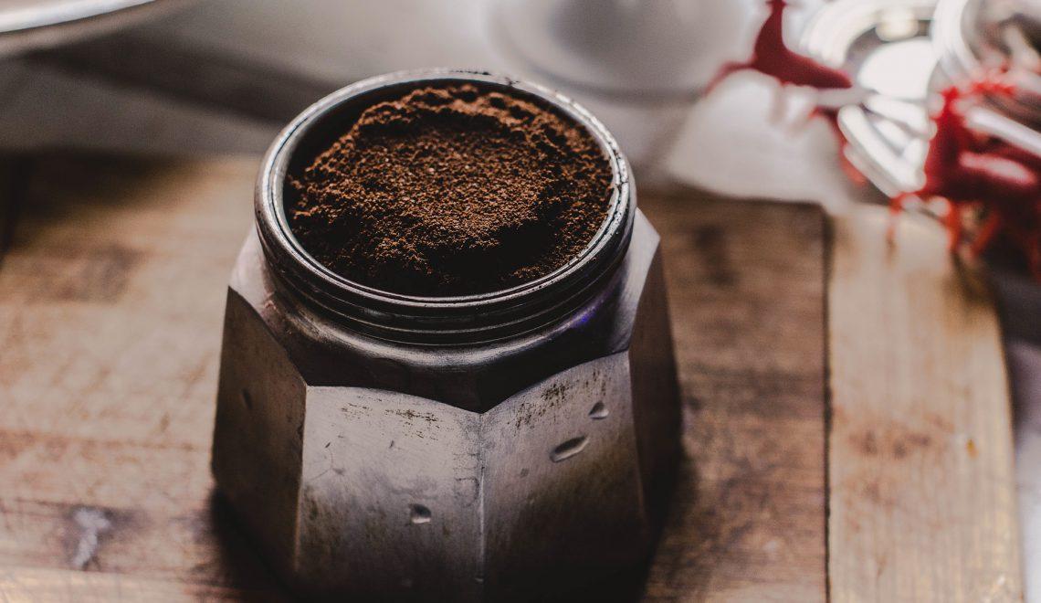 Kaffeesatz als Pflanzendünger