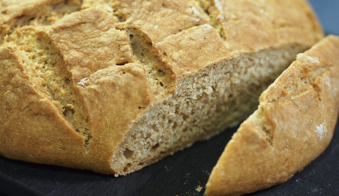 Einkorn-Dinkel-Brot